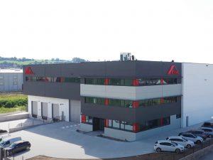 Edifici Industrial Aïllat