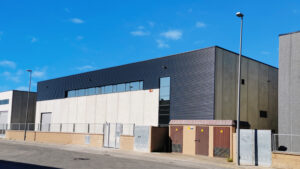 Edifici Industrial Girona