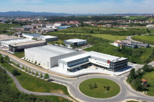 Edifici Industrial Sector Alimentari