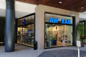 Façanes botiga AW LAB