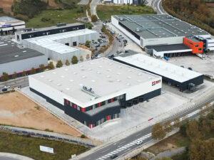 Edifici Industrial Logístic