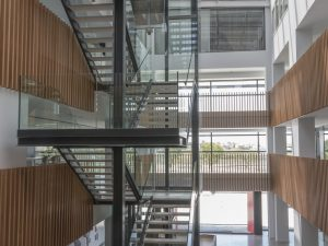 Interior Edifici Industrial