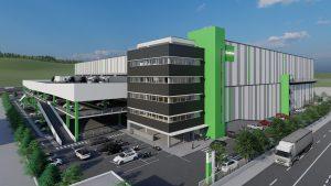 Multilevel Logistics Buildings