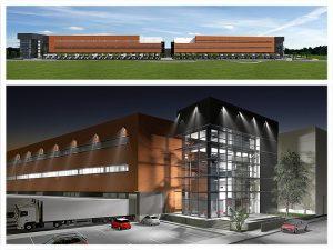 Large Format Industrial Building Design