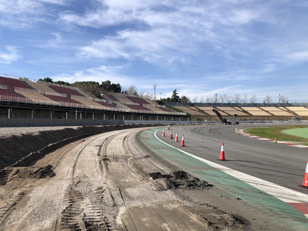Nadico Circuit Barcelona