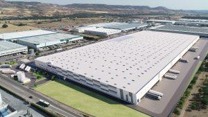 Render Major Logistics Centre