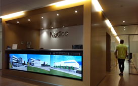 Nadico office Barcelona