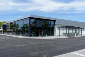 New Food Sector Building