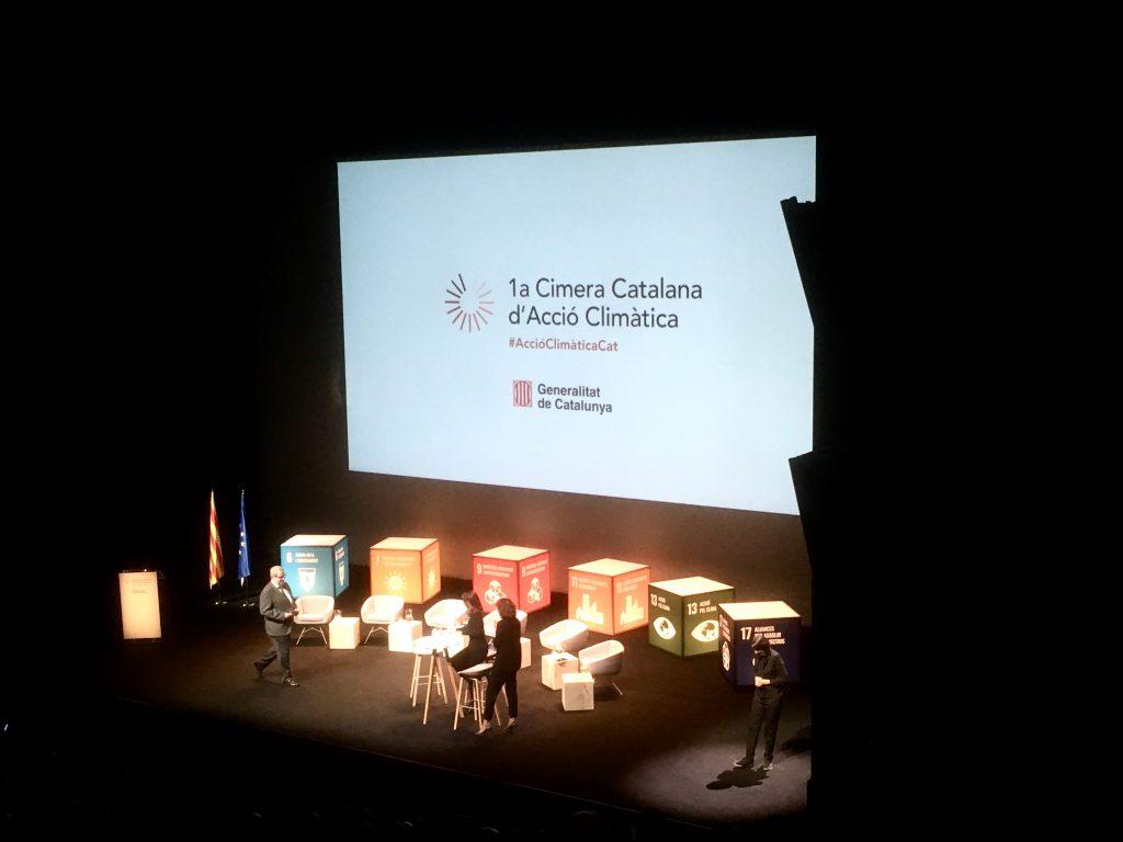1a Cumbre Catalana de Acción Climática