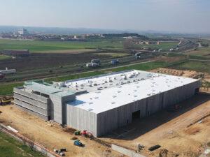 Edificio Industrial Aislado