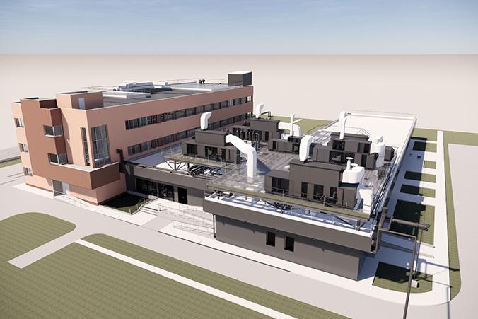 Ampliación Edificio Industrial