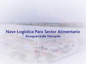 Edificio logístico sector alimentario