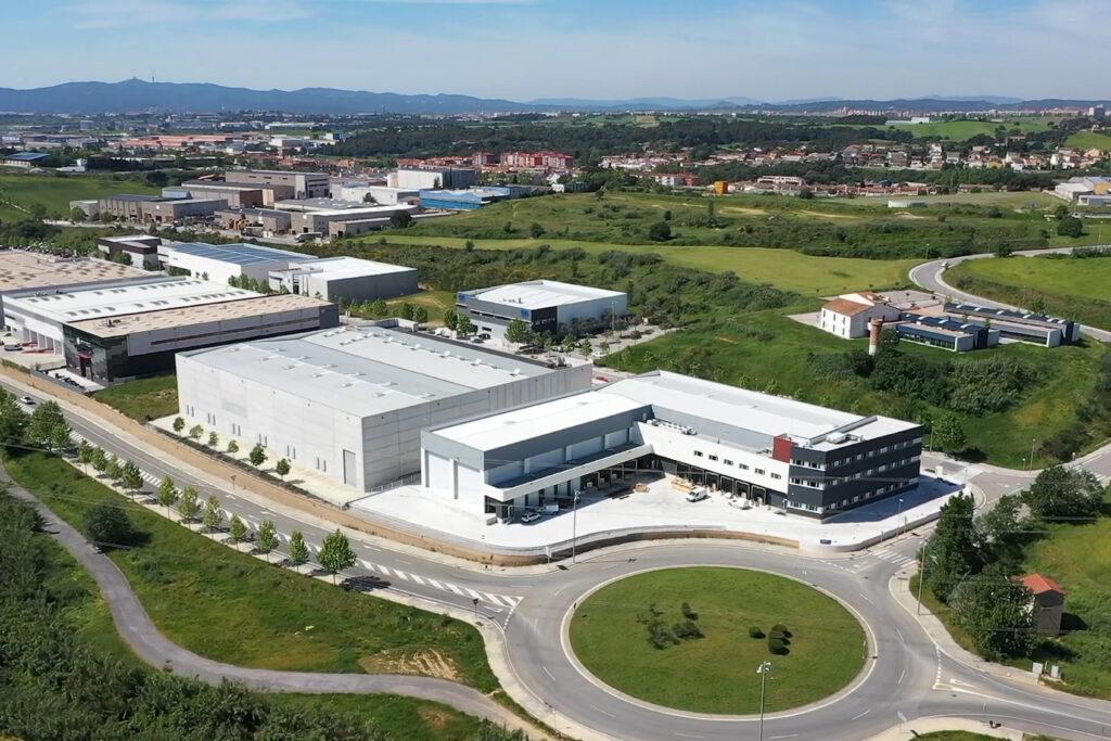 Edificio Industrial Sector Alimentario