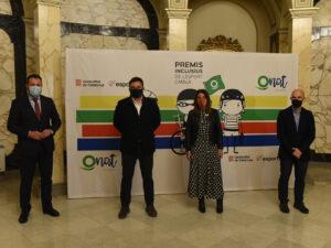 II premios inclusivos del Deporte Catalán