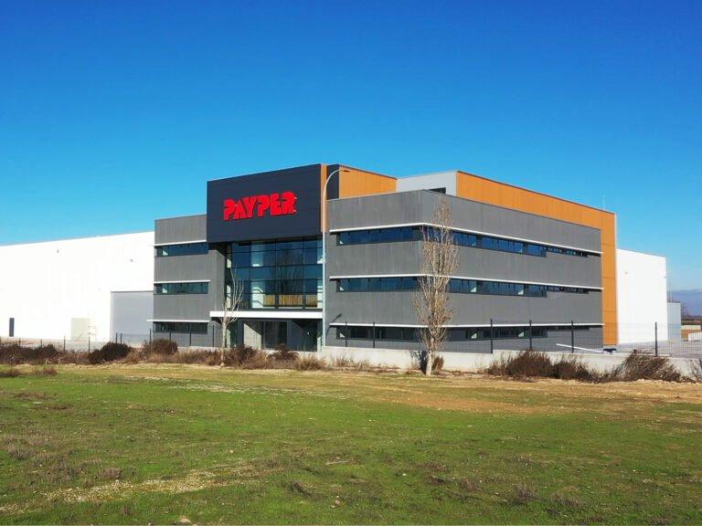Edificio Industrial Logístico