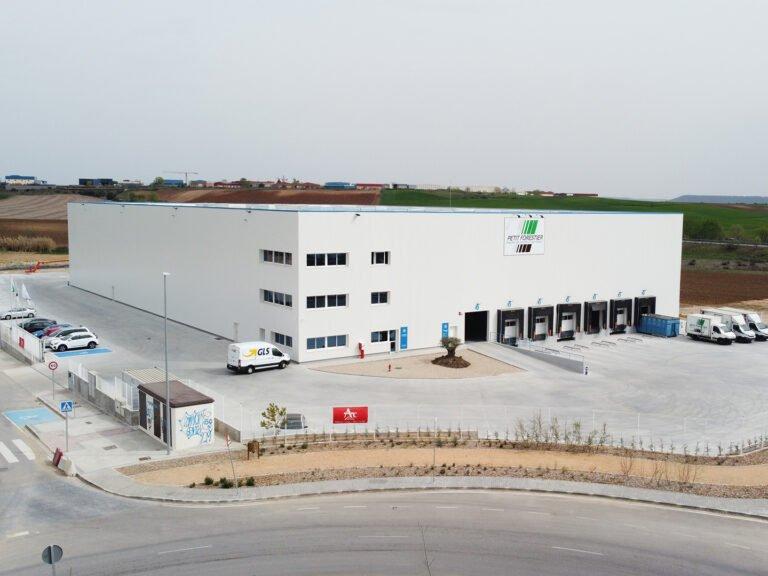 Edificio Industrial Madrid