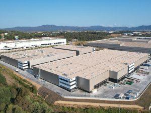 Conjunto industrial